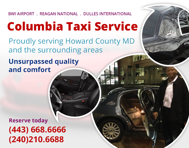 Taxi service columbia